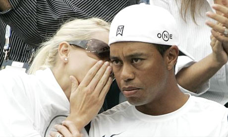 Tiger Woods Car Accident; Injuries Caused By Wife During Fight?