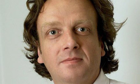 Daily Mirror editor Richard Wallace rejects New York Daily News job offer | Media | The Guardian - RichardWallace460