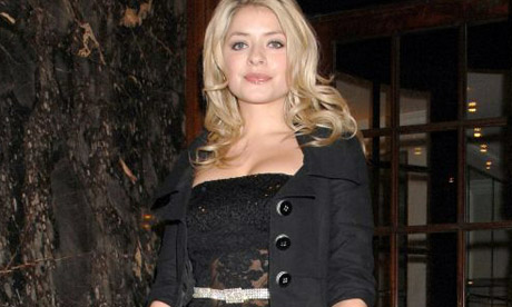 Holly Willoughby - RTS awards. The X Factor has developed an unhealthy taste ...