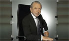 Sir Alan Sugar in The Apprentice. Photograph: BBC