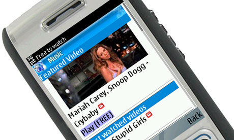 Free Mobile Music Videos