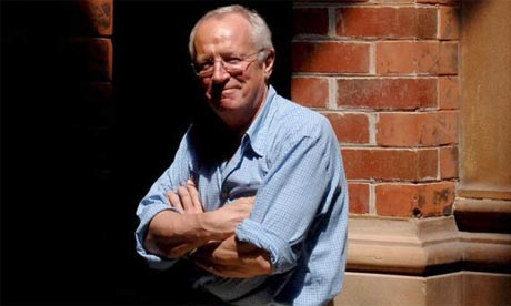 Journalist Robert Fisk. Photograph: Mick Tsikas/EPA