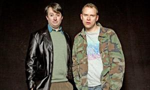 Peep Show: David Mitchell and Robert Webb