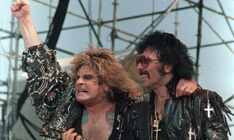 Black Sabbath - Live Aid, Philadelphia 1984