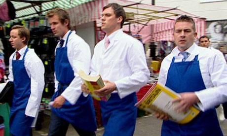 The Apprentice 2008: Fish task