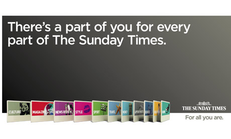 Sunday Times poster