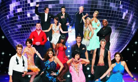Strictly Come Dancing 2008 contestants