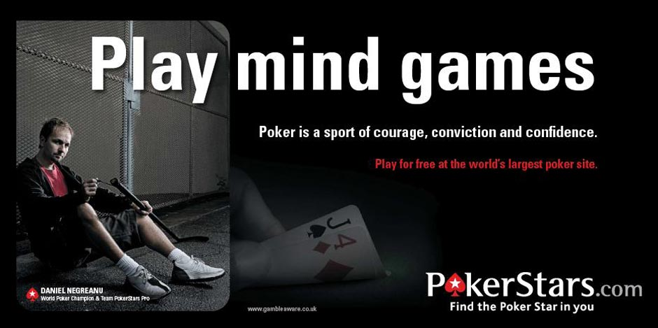 Poker ads