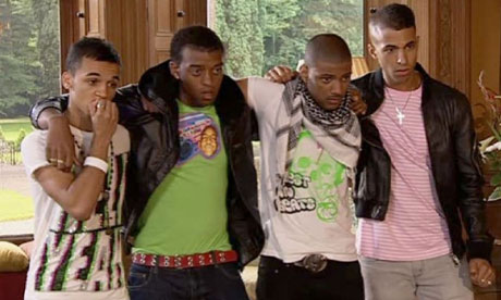 The X Factor: JLS