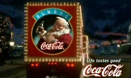 Coca-Cola 'Holidays Are Coming' ad - Coke