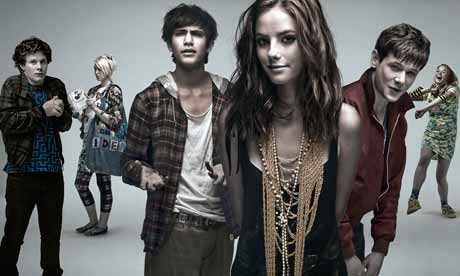 Skins - Season Two movie