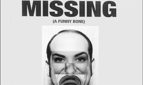 Doc.#736952: Funny Missing Person Poster – Doc641894 Funny Missing