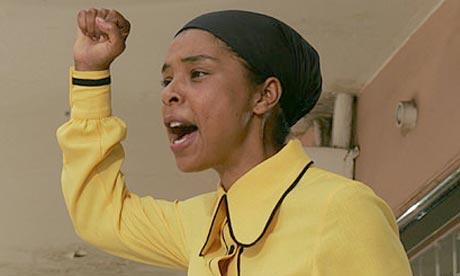Sophie Okenodo as Winnie Mandela