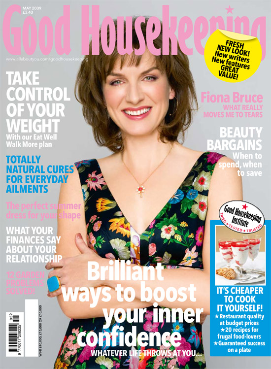 Child expert tanya byron joins new look good housekeeping for Good house magazine