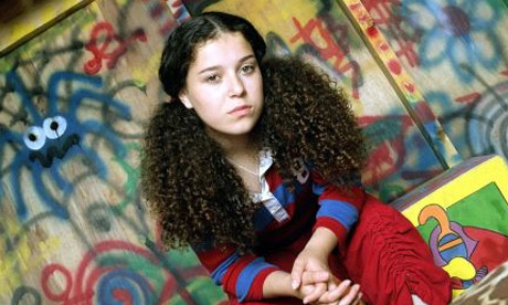 Tracy Beaker Dani Harmer as the younger Tracy Beaker. Photograph: BBC