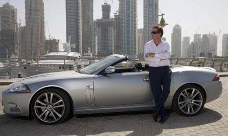 Piers Morgan on Dubai