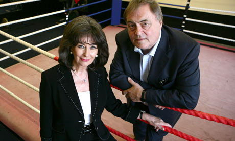 The North And South Divide: Pauline and John Prescott