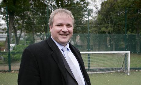 Scott Taunton, managing director of UTV Media GB
