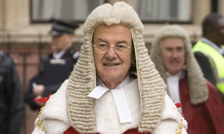 Lord Chief Justice Loird Judge