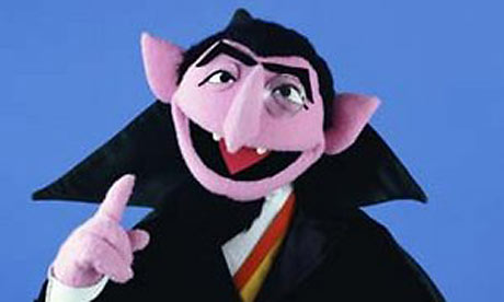 I'm the Count. I love to count governmental requests