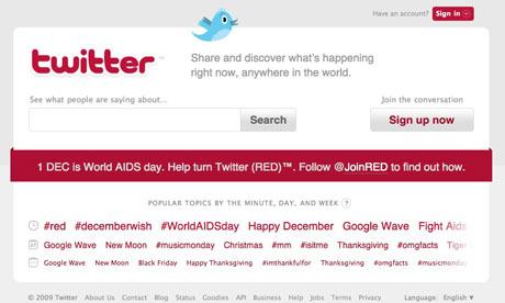 twitter aids