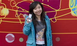Dong Aidi, 18-year-old student, China