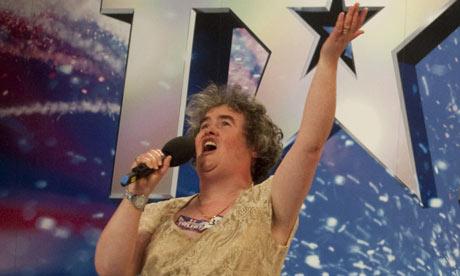 Susan Boyle Triumphant