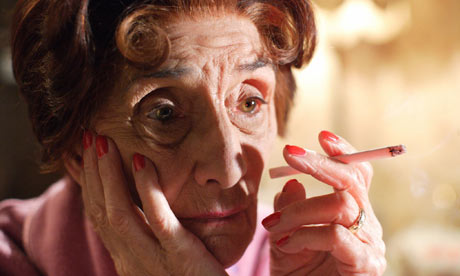 June Brown as Dot Cotton in EastEnders