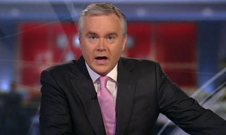 Huw Edwards - News at 10
