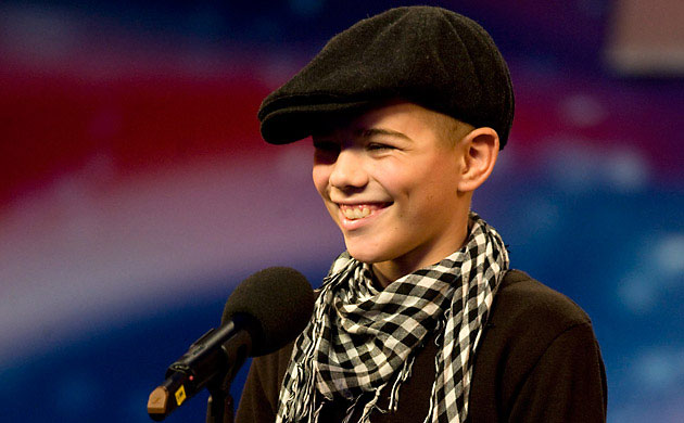Britain's Got Talent 40: Britain's Got Talent: Aidan Davis