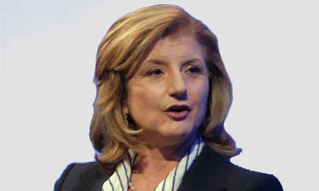 Arianna Huffington for Media 100