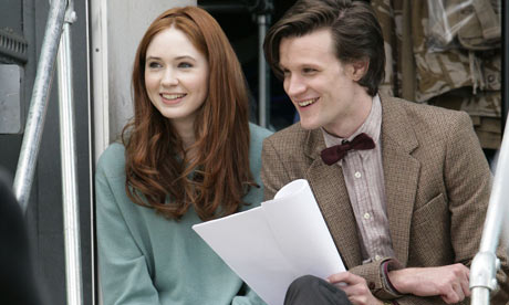 karen gillan doctor who. Doctor Who: Karen Gillan and
