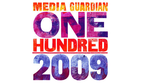 MediaGuardian 100 2009