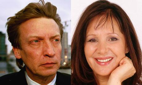 Nigel Lythgoe. Nigel Lythgoe and Arlene
