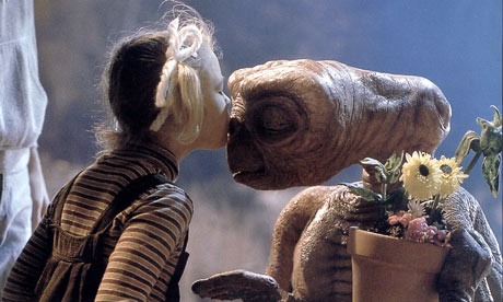ET: The Extra-Terrestrial: No 7 best sci-fi and fantasy film of all