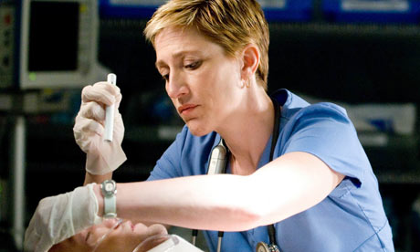 NURSE JACKIE: the next great US import? | Television & radio ...