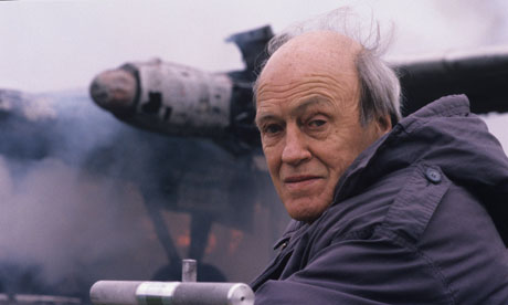Roald Dahl Flying