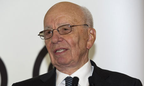 UK: Rupert Murdoch Delivers Margaret Thatcher Lecture in Delusional Display of Power