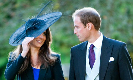 Et vakkert og sympatisk par prins William og Kate Middleton! thumbnail