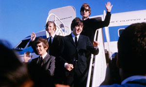 For young Soviets, the Beatles were a first, mutinous rip in the iron curtain