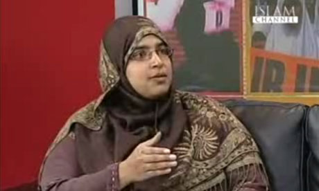Nazreen Nawaz on the Islam Channel