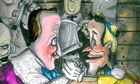 Martin Rowson: Coalition cartoon