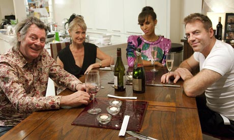 Celebrity Come Dine With Me – David Spinx, Jan Leeming, Javine Hylton and Donal McIntyre