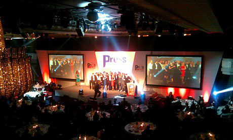 British Press Awards 2010