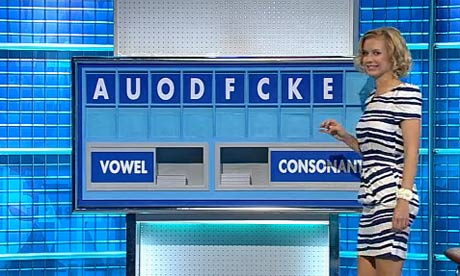 Countdown: Rachel Riley