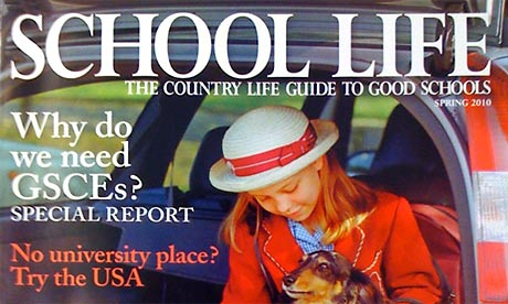 Country Life's School Life supplement