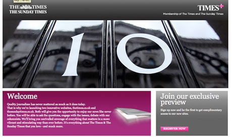 TheTimes.co.uk TheSundayTimes.co.uk Times website paywall preview site