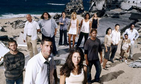 Lost season one