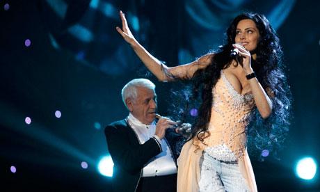 Eurovision 2010 - Eva Rivas from Armenia
