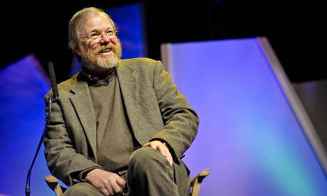 Bill Bryson at Hay Festival 2010